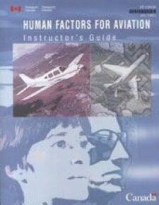 Human factors booklet