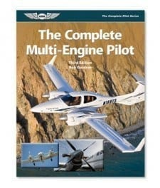 Multi engine pilot book