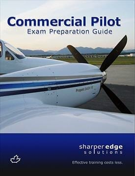 Book Commercial Pilot Licence Sharper Edge