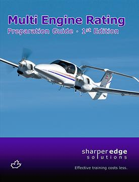 Book Multi Engine Rating Sharper Edge