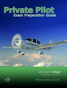 Book Private Pilot Licence Sharper Edge