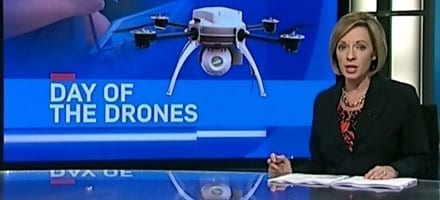 CTV News Coverage of Drones