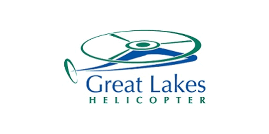 Great Lakes Helicopter logo