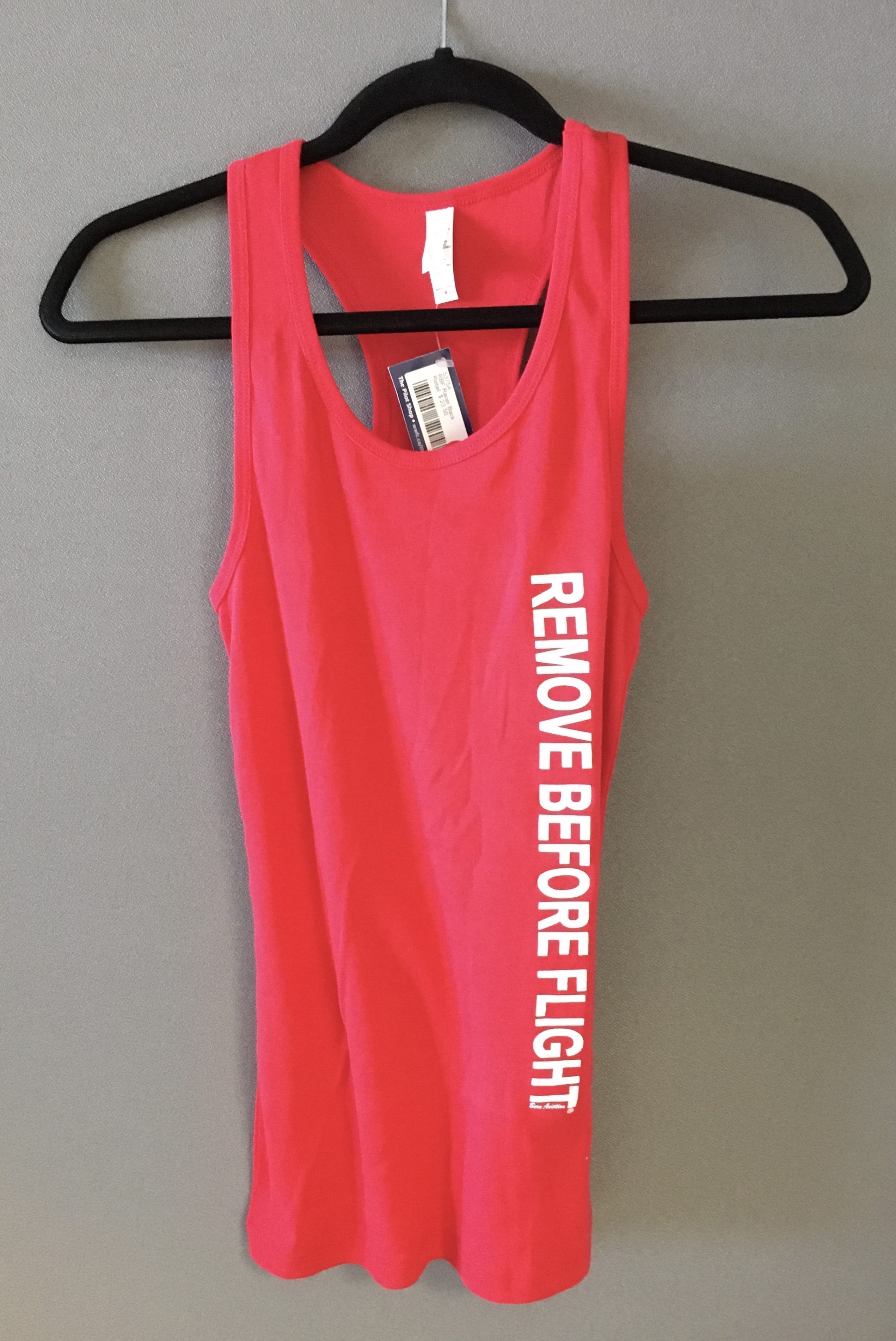 Remove Before Flight Tank Top