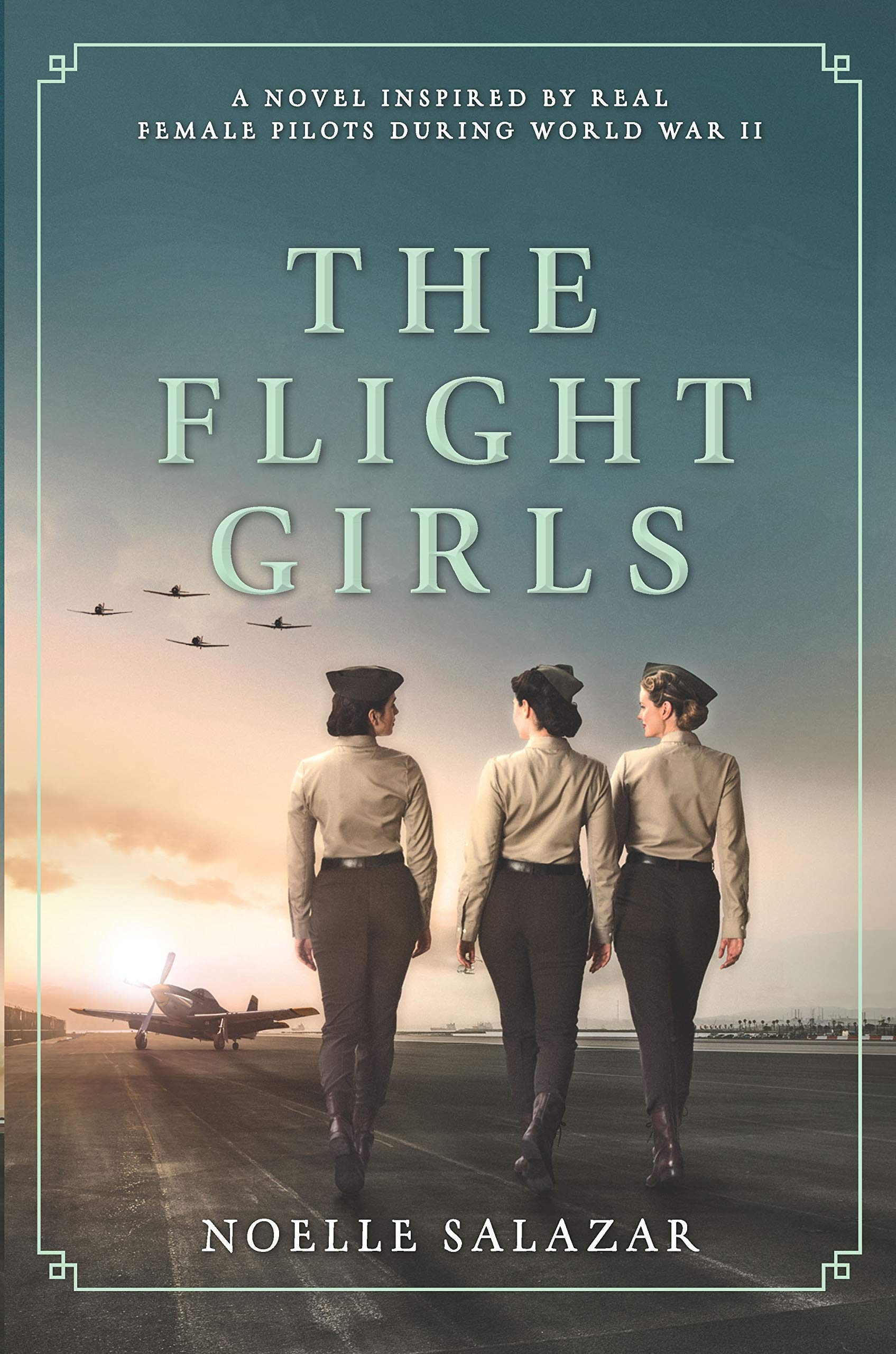 Flight Girls Book