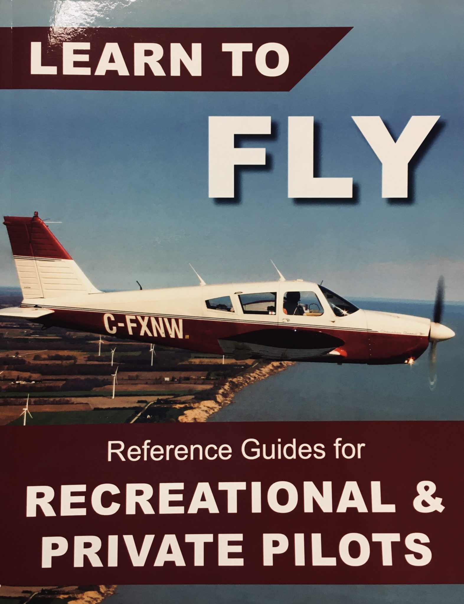 Learn to Fly Book