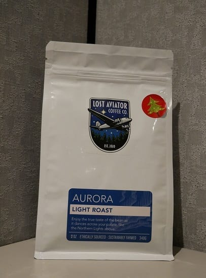 Lost Aviator Aurora Light Roast Coffee