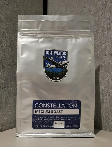 Lost Aviator Constellation Medium Roast Coffee