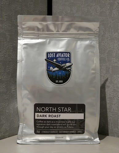 Lost Aviator North Star Dark Roast Coffee